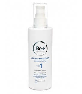LECHE LIMPIADORA FACIAL  BE+  200 ML