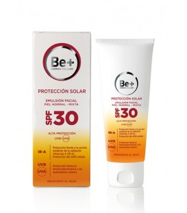 EMULSIÓN FACIAL FOTOPROTECTOR SPF30 BE+ 50 ML