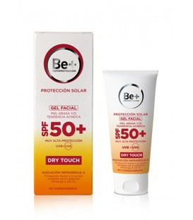 GEL FACIAL PIELES GRASAS  BE+ SPF 50+ 50 ML