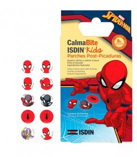 PARCHES POST-PICADURAS SPIDERMAN ISDIN KIDS 30 UDS