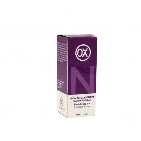 CREMA FACIAL NUTRITIVA OX 50 ML