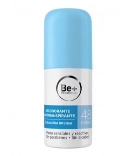 DESODORANTE ANTITRANSPIRANTE 48 H BE+ 50 ML