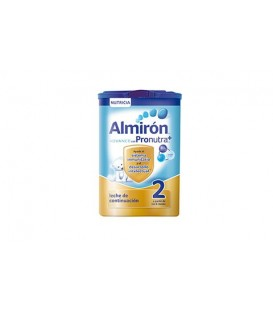 LECHE ALMIRÓN ADVANCE 2 CON PRONUTRA 800 G