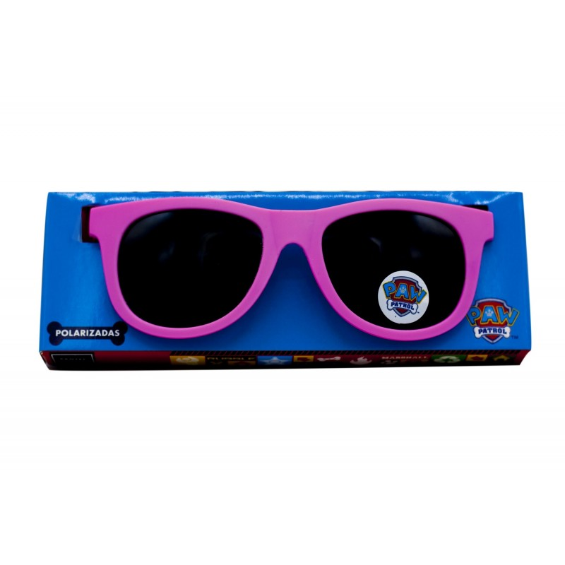1779ebc631 gafas de sol polarizadas infantiles color rosa de la patrulla canina
