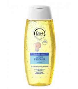 ACEITE DE MASAJE BE+ PEDIATRICS 200 ML
