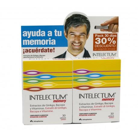 INTELECTUM MEMORY DUPLO 30+30 CÁPSULAS