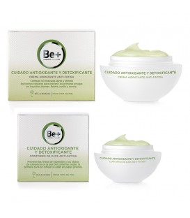 PACK ANTIOXIDANTE CREMA + CONTORNO OJOS  50 ML + 15 ML BE+
