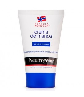 CREMA DE MANOS CONCENTRADA NEUTROGENA 50 ML