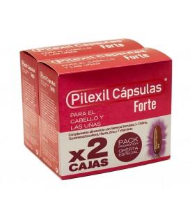 PILEXIL CÁPSULAS FORTE CABELLO Y UÑAS DUPLO 200 CAPS