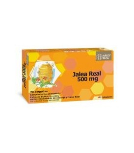 JALEA REAL 500MG ARKOREAL 20 AMPOLLAS