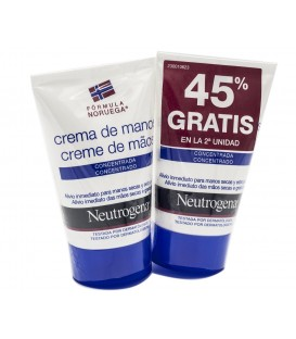 NEUTROGENA CREMA MANOS 50ML 2UDS