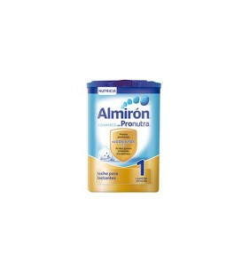 LECHE ALMIRÓN ADVANCE PRONUTRA 1 PARA LACTANTES 800 G