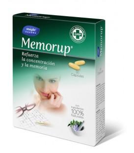 MEMORUP MEMORIA Y CONCENTRACIÓN 30 CÁPSULAS MAYLA