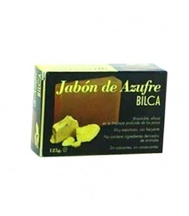 JABÓN DE AZUFRE BILCA 125 G