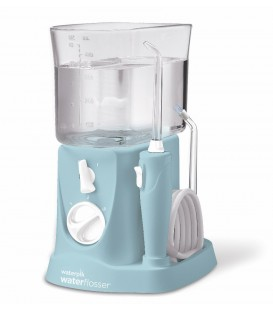 IRRIGADOR BUCAL ELÉCTRICO WATERPIK WP-300 TRAVELER AZUL