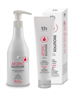CREMA CORPORAL PIEL ATÓPICA 250 ML + GEL CREMA 500ML ¡DE REGALO! TH PHARMA