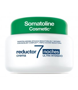 SOMATOLINE REDUCTOR ULTRA INTENSIVO 7 NOCHES 250 ML