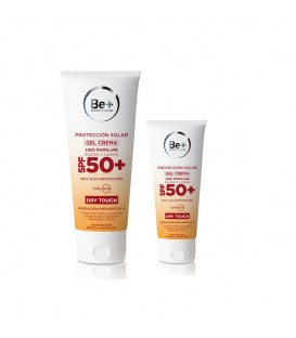 PACK BE+ FOTOPROTECTOR GEL CREMA 100+200ML