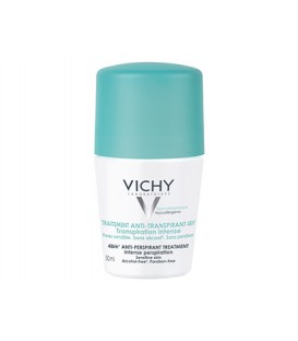 VICHY ANTITRANSPIRANTE 48 H ROLL-ON 50 ML