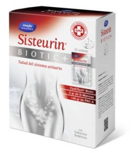 SISTEURIN BIOTIC+ 20 SOBRES MAYLA
