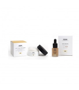 A.G.E. REVERSE + SKIN DROPS BRONCE ISDINCEUTICS +
