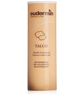TALCO EN POLVO EUDERMIN  200 G