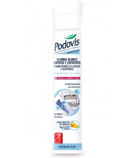 SPRAY DESODORANTE ELIMINA OLORES ZAPATOS PODOVIS 100ml