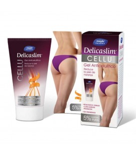 GEL ANTICELULÍTICO DELICASLIM CELLU MAYLA PHARMA 150 ML