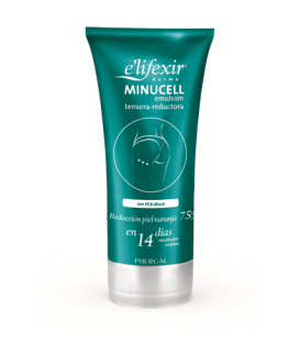 GEL ANTICELULÍTICO E´LIFEXIR MINUCELL  200 ML