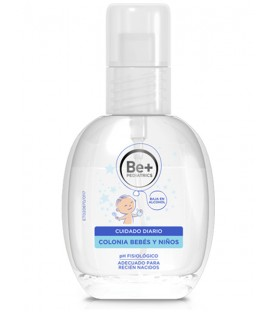 COLONIA BEBÉS Y NIÑOS BE+ PEDIATRICS 100 ML.