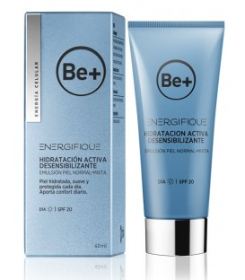 EMULSIÓN HIDRATANTE DESENSIBILIZANTE PIEL NORMAL MIXTA SPF 20 50 ML BE+