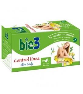 BIE3 CONTROL LÍNEA SLIM BODY 1.5 G 25 BOLSITAS FILTROS