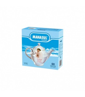 MANASUL CLASSIC  50 INFUSIONES