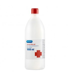 ALCOHOL ETÍLICO 96º ALVITA 1000 ML