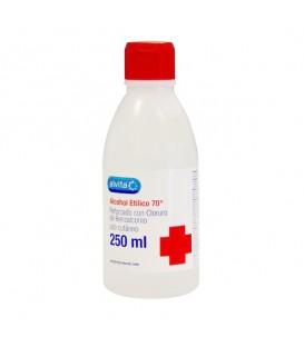 ALCOHOL ETÍLICO 70º ALVITA  250 ML