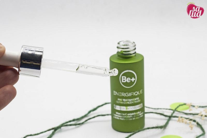 Booster antioxidante potencia la luminosidad unifica el tono de la piel