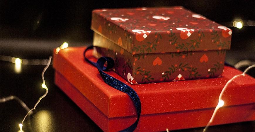 Ideas para regalar bonito esta Navidad