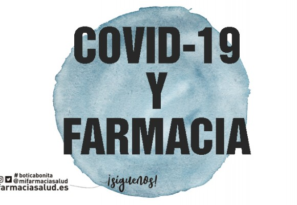 Coronavirus, medicinas y farmacia